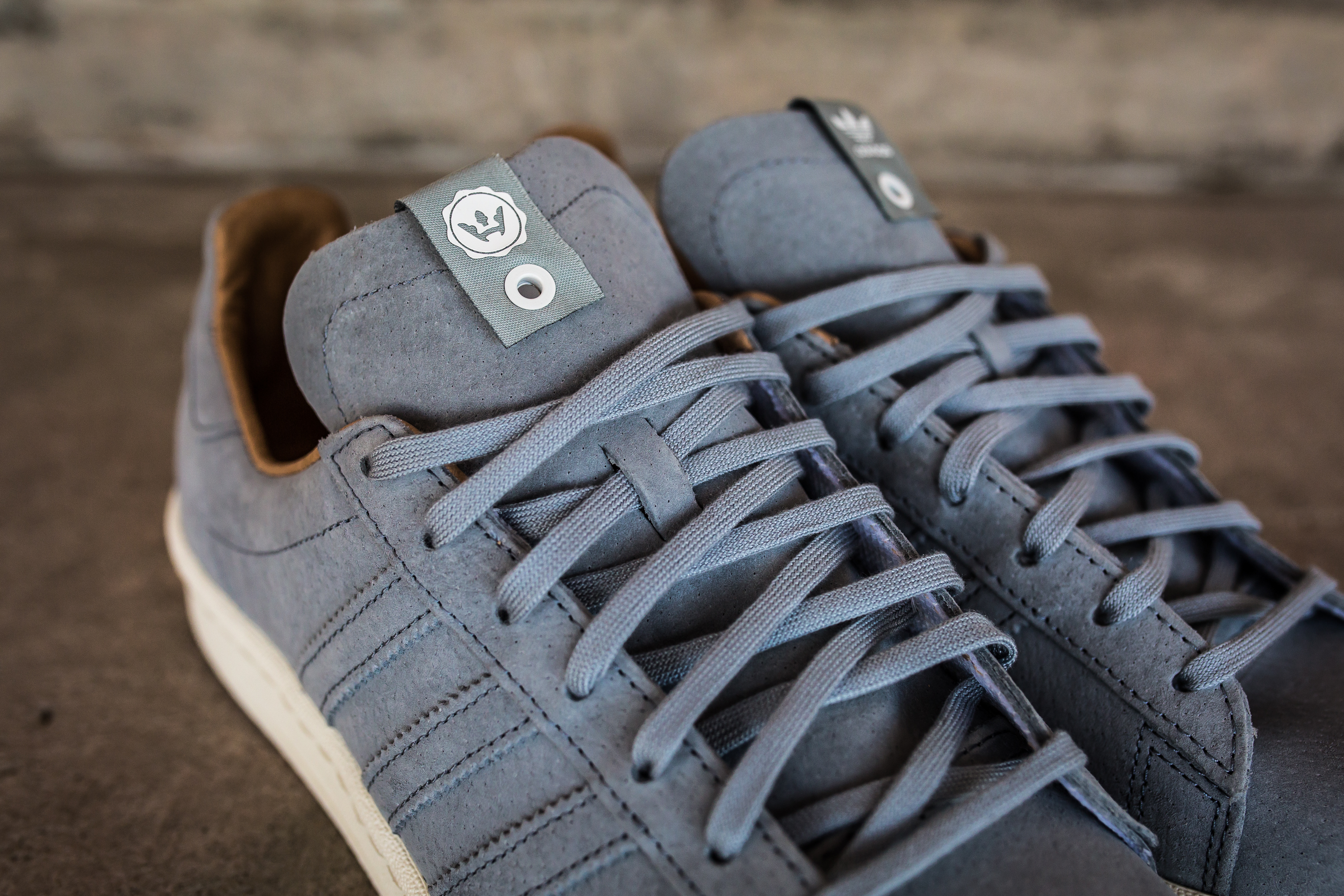 the latest e33c5 d975e ... HighSnobiety x adidas Campus 80 s-6 ...