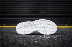 Nike Huarache Run PRM White-White-1