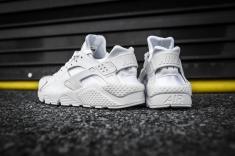 Nike Huarache Run PRM White-White-8