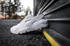 Nike Huarache Run PRM White-White-9
