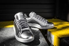 Raf Simons x adidas stan smith silver-13