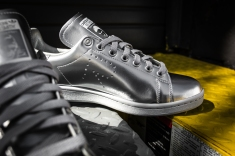 Raf Simons x adidas stan smith silver-14