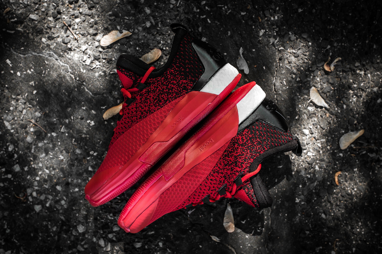 Adidas Crazylight Impulsar Baja 2,5 Roja