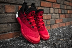 Adidas Crazylight Boost 2.5 Low Harden red-black-7
