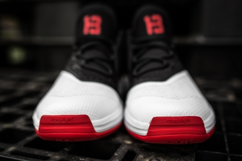 Adidas Crazylights White-Black-Red-12