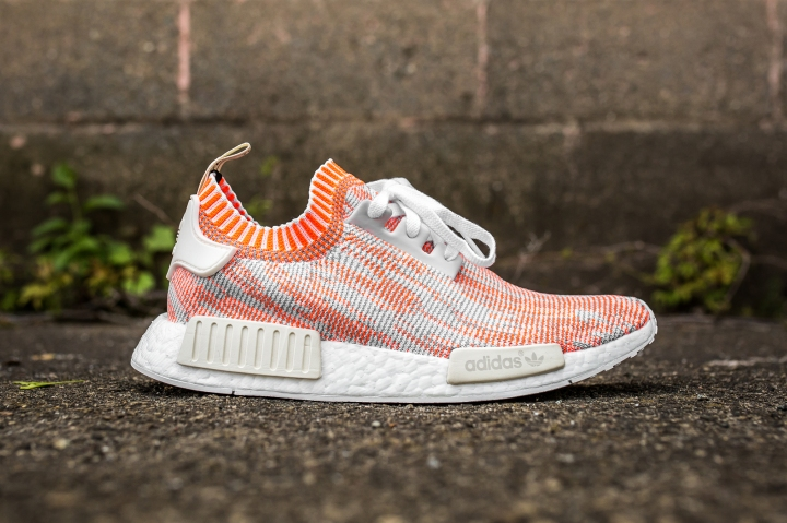 adidas NMD 'Camo Pack' Orange-Grey-Cream side