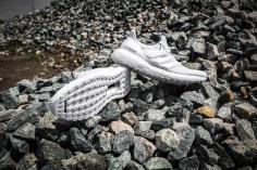 adidas Ultra Boost m White-Grey-12