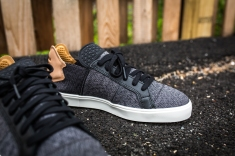 adidas Vulc Lace Up Pharrell Williams Black-Granite-White-10