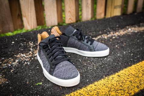 adidas Vulc Lace Up Pharrell Williams Black-Granite-White-11
