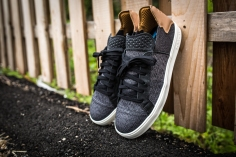 adidas Vulc Lace Up Pharrell Williams Black-Granite-White-13