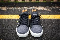adidas Vulc Lace Up Pharrell Williams Black-Granite-White-4