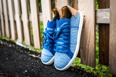 adidas Vulc Lace Up Pharrell Williams blue-grey-white-13
