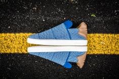 adidas Vulc Slip On Pharrell Williams Blue-grey-white-8