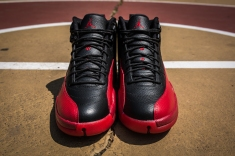 Air Jordan XII 'Flu Game'-4