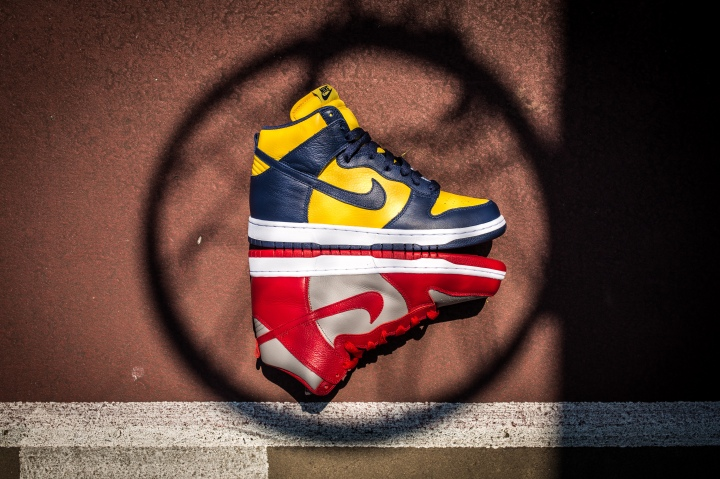 Nike Dunk 'Be True to Your School' Group-1