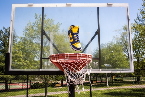 Nike Dunk 'Be True to Your School' Michigan-12