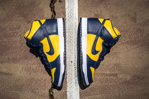 Nike Dunk 'Be True to Your School' Michigan-6