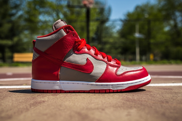 Nike Dunk 'Be True to Your School' UNLV side