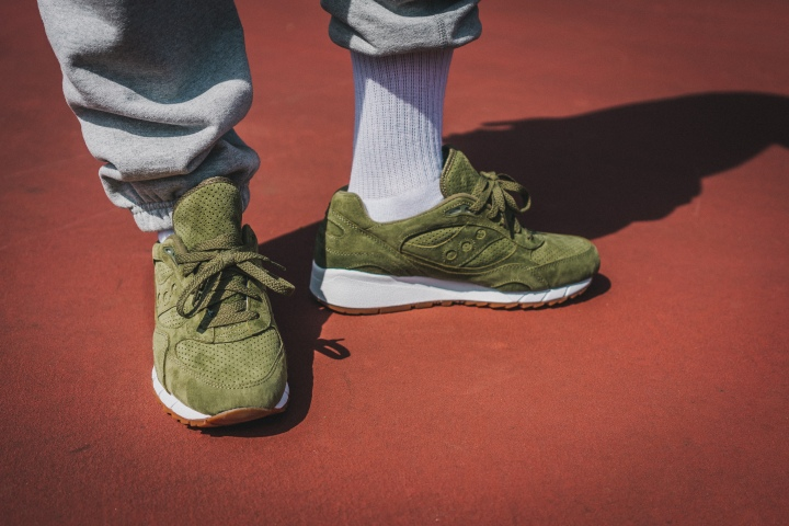 Packer-Exclusive-Saucony-Shadow-6000-Olive-Suede-3