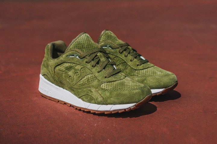 Packer-Exclusive-Saucony-Shadow-6000-Olive-Suede-7