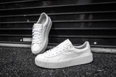 Rihanna x Puma Fenty Basket Creepers Glossy U Mens-15