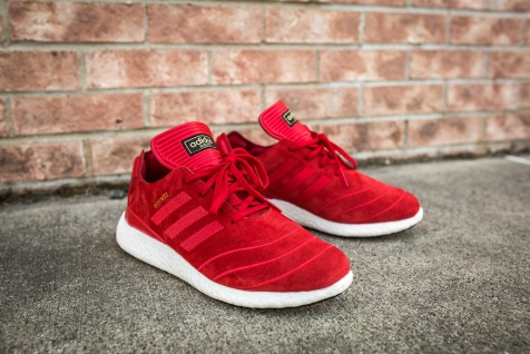 adidas Busenitz Pure Boost Red-15