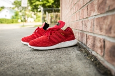 adidas Busenitz Pure Boost Red-16