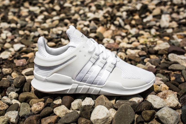 adidas Equipment Support ADV white-white side