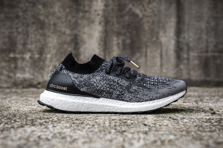 adidas Ultra Boost Uncaged Core Black side