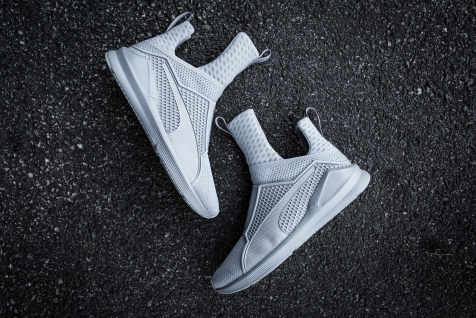 Rihanna x Puma Fenty Trainer Men quarry-11