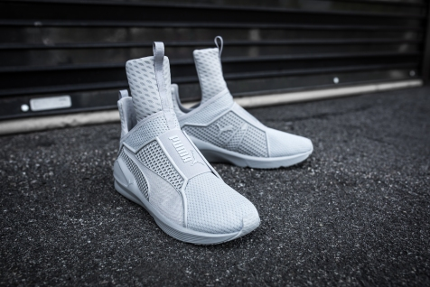 Rihanna x Puma Fenty Trainer Men quarry-9