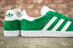 adidas Gazelle Green-White-7