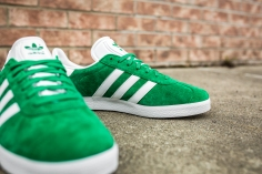 adidas Gazelle Green-White-9
