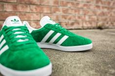 adidas Gazelle Green-White-9