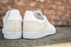 adidas Gazelle Off White-White-6