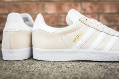 adidas Gazelle Off White-White-7