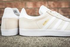 adidas Gazelle Off White-White-7