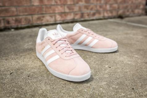 adidas Gazelle Pink-White-10