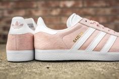adidas Gazelle Pink-White-7