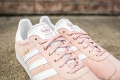adidas Gazelle Pink-White-8