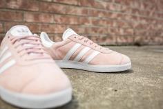 adidas Gazelle Pink-White-9