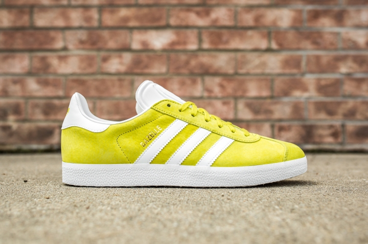 adidas Gazelle Unilime-white side