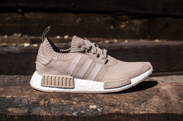 adidas NMD R1 PK 'Tokyo' Pack Tan side