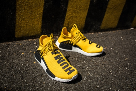 adidas PW Human Race NMD Yellow-Black-21
