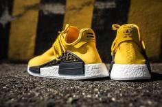 adidas PW Human Race NMD Yellow-Black-9