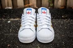 adidas Superstar White-Gold-4