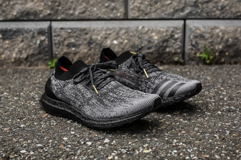 adidas Ultra Boost Uncaged LTD Black angle