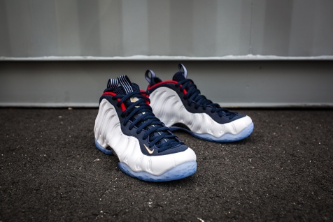 Air Foamposite One Olympic -10