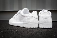 Air Jordan 1 Low No Swoosh white-white-6