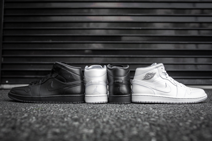 Air Jordan 1 Mid group-4